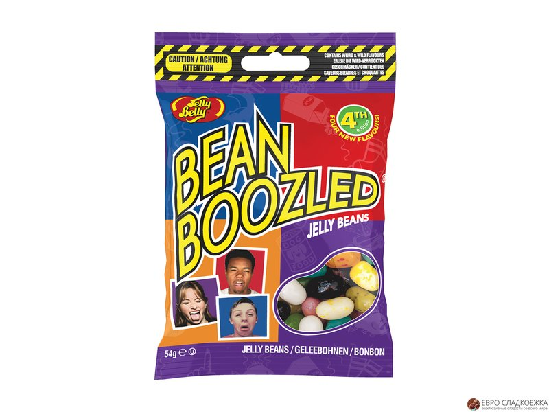 Jelly Belly Bean Boozled 3th 54 гр.